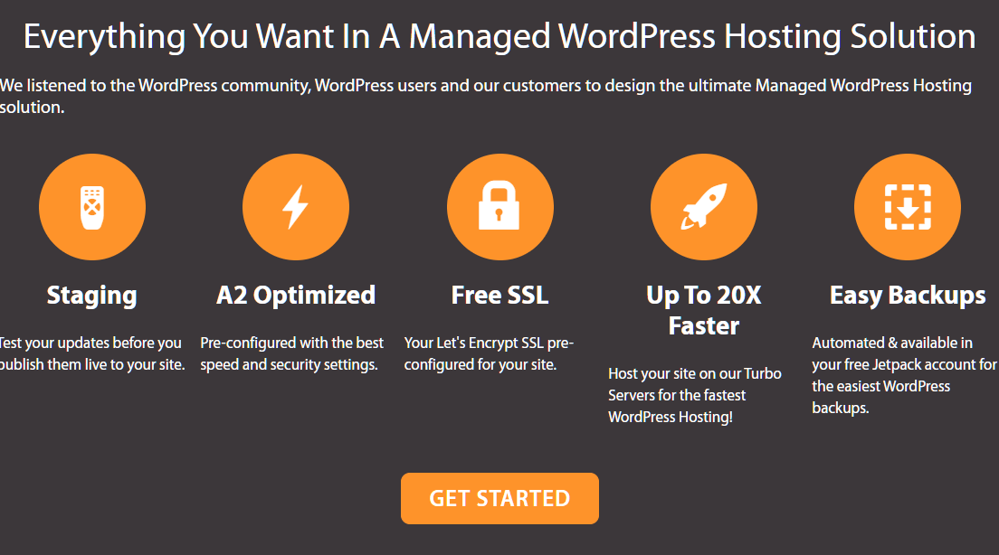 Managed WordPress Hosting Solution