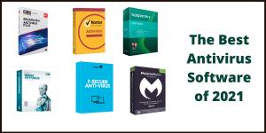The Best Antivirus Software of 2021