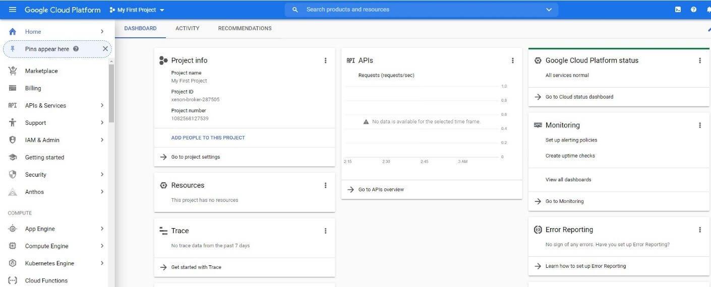 Google Cloud Platform Review