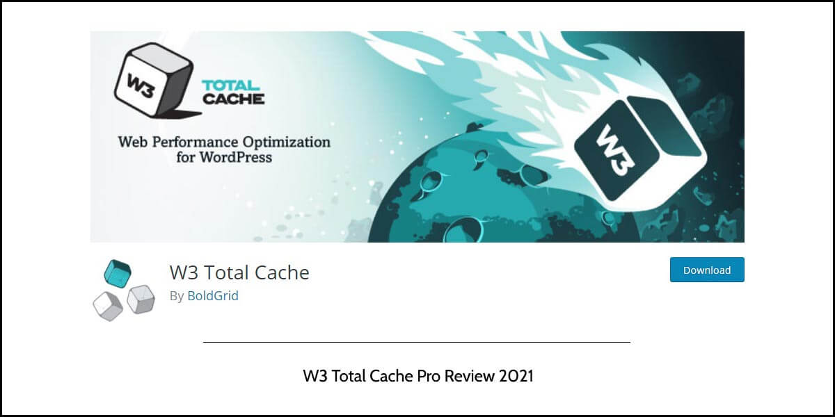 W3 Total Cache Review