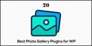 photo gallery plugins